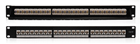 Patch Panel 24 porty cat. 5e